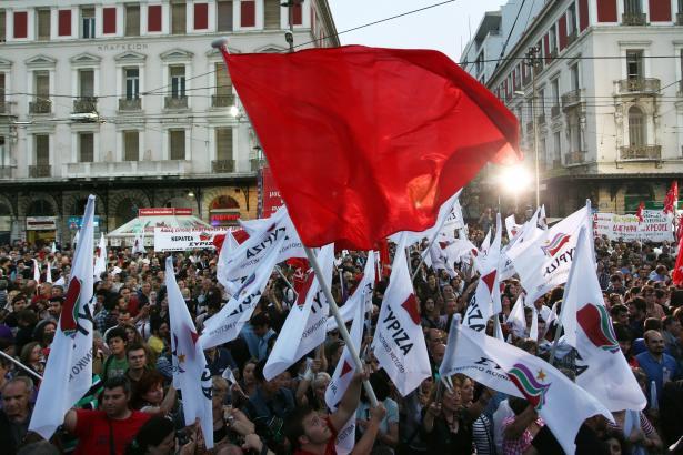 syriza flags 1 1