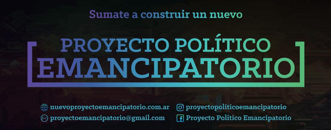 proyecto emancipatorio