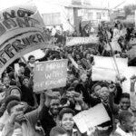 La masacre de Soweto: A 45 años de uno de los más dramáticos hitos de lucha contra el apartheid