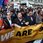 A diez años de Occupy Wall Street, una semilla de rebelión en EEUU